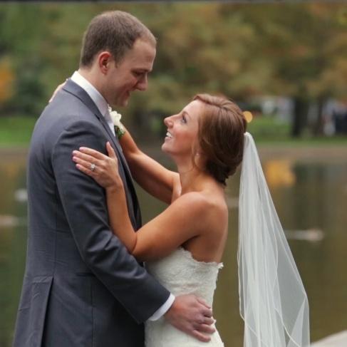 Boston Public Gardens Wedding